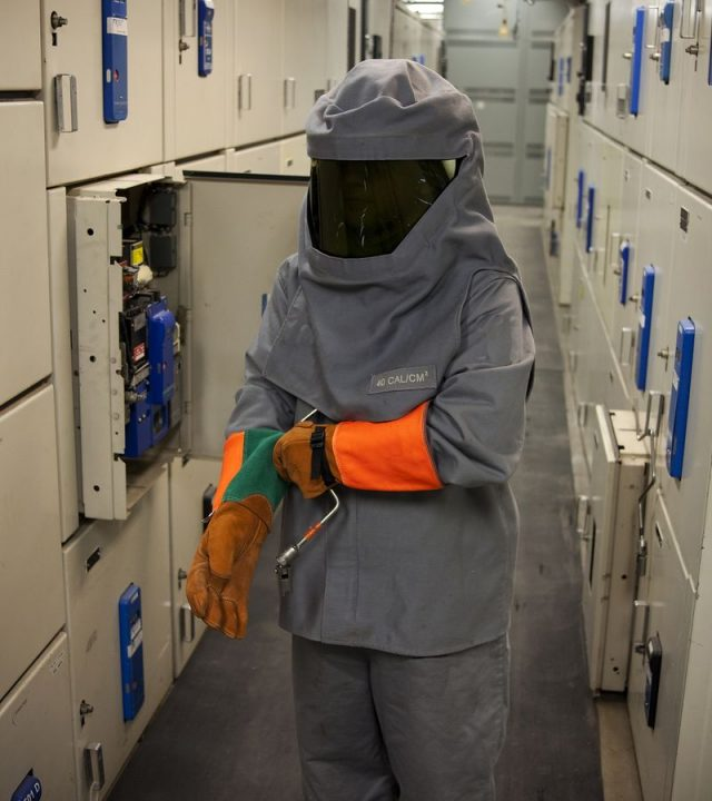 Arc-Flash-Suit